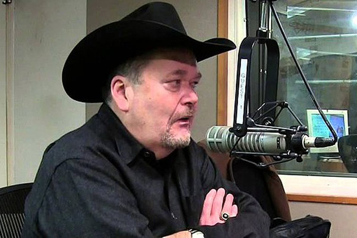 Jim Ross reports his wife has been involved in a serious accident