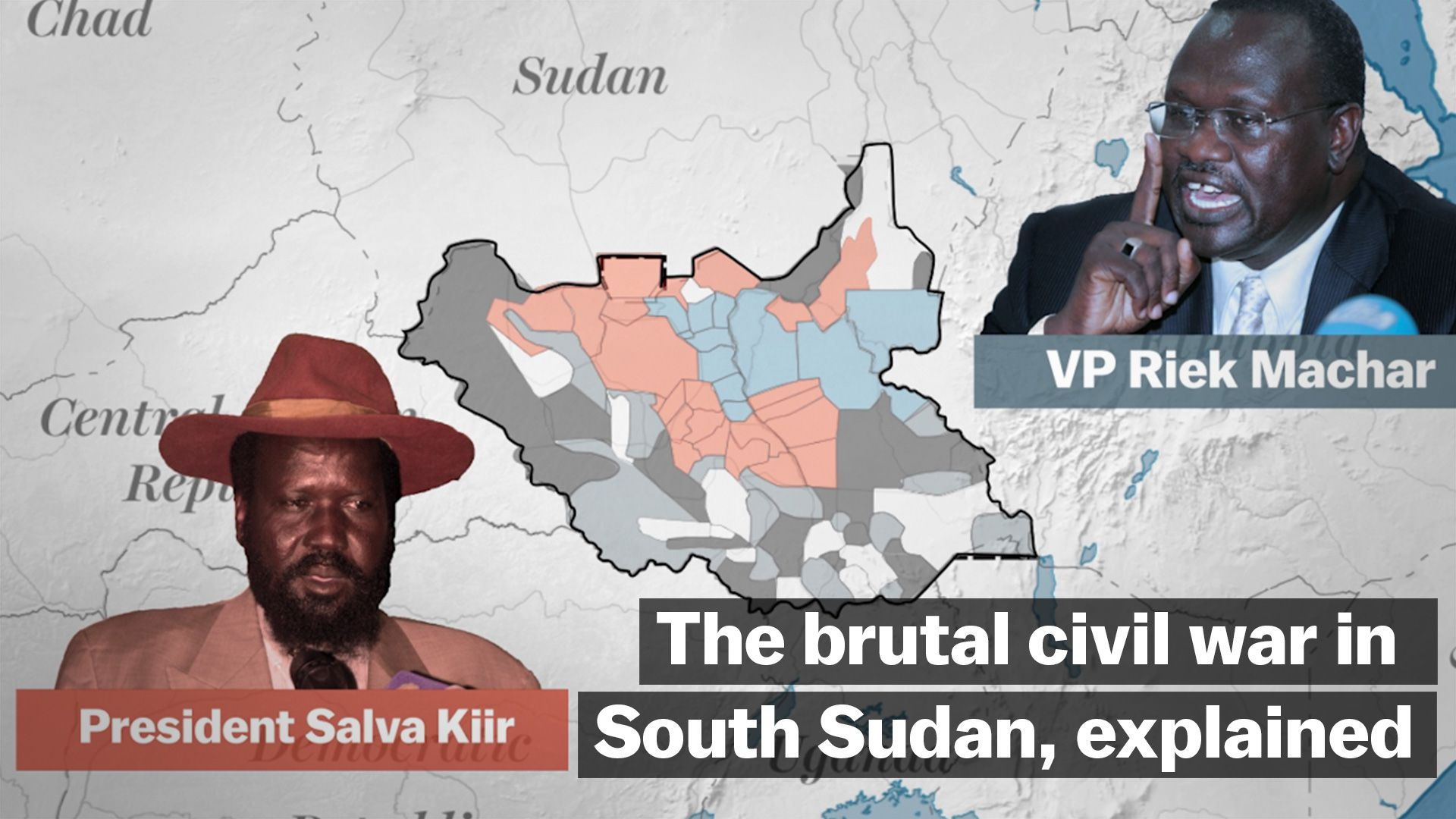 The conflict in South Sudan, explained - Vox