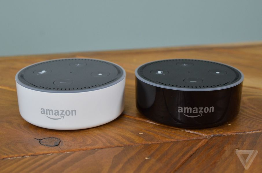 amazon s cheaper echo dot improves voice recognition available in