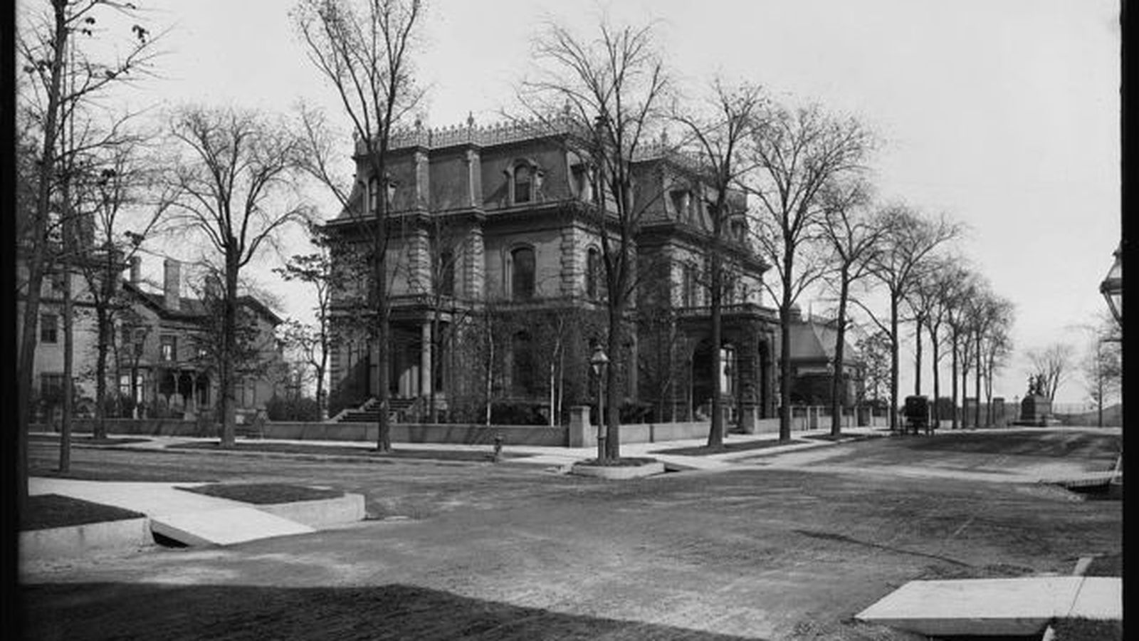 Mapping The Lost Mansions Of Chicago S Gilded Age Curbed