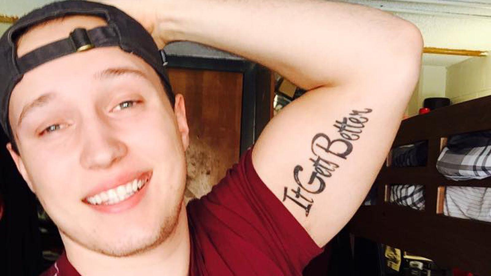 high gay tattoos