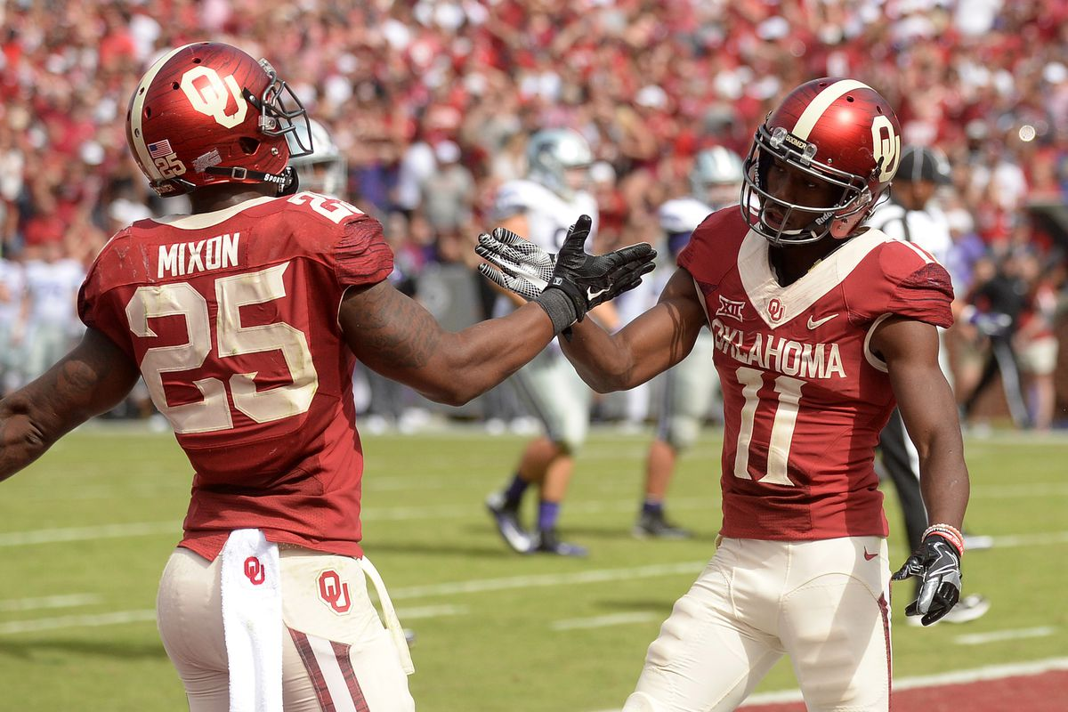 49ers on hand for Joe Mixon's Oklahoma pro day