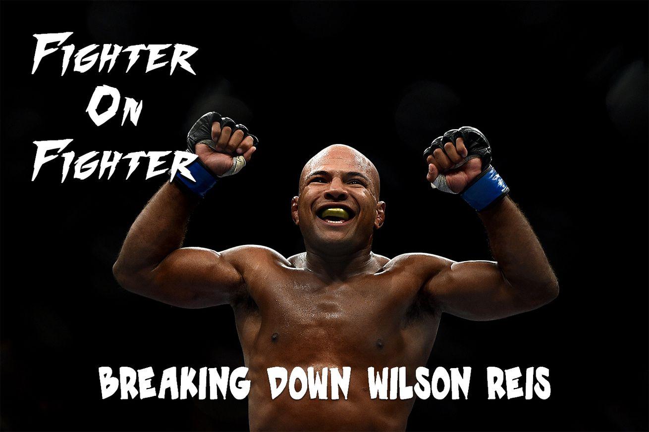 community news, Fighter on Fighter: Breaking down UFC on FOX 24's Wilson Reis