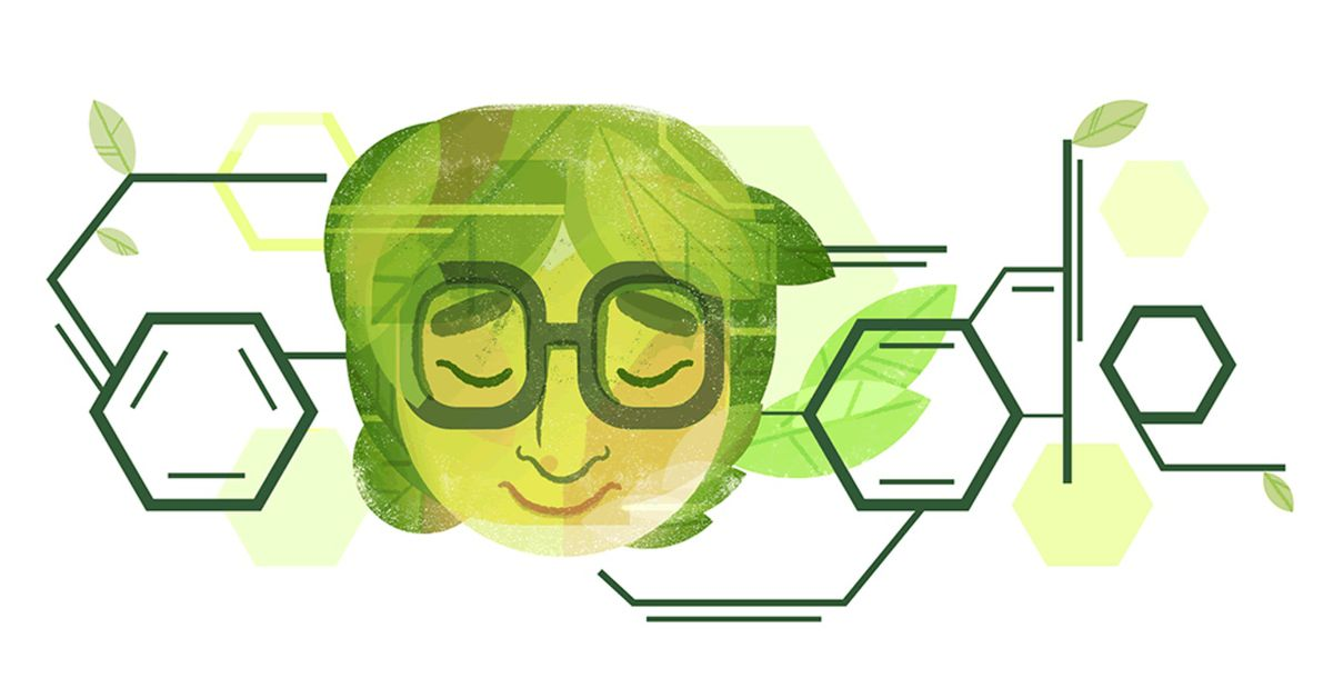 Google's new Doodle celebrates the 100th birthday of Indian chemist Asima Chatterjee