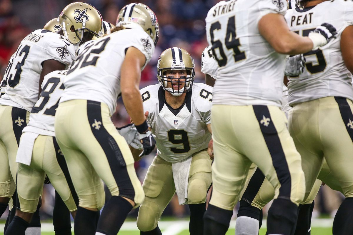 National Football League announces New Orleans Saints preseason game times