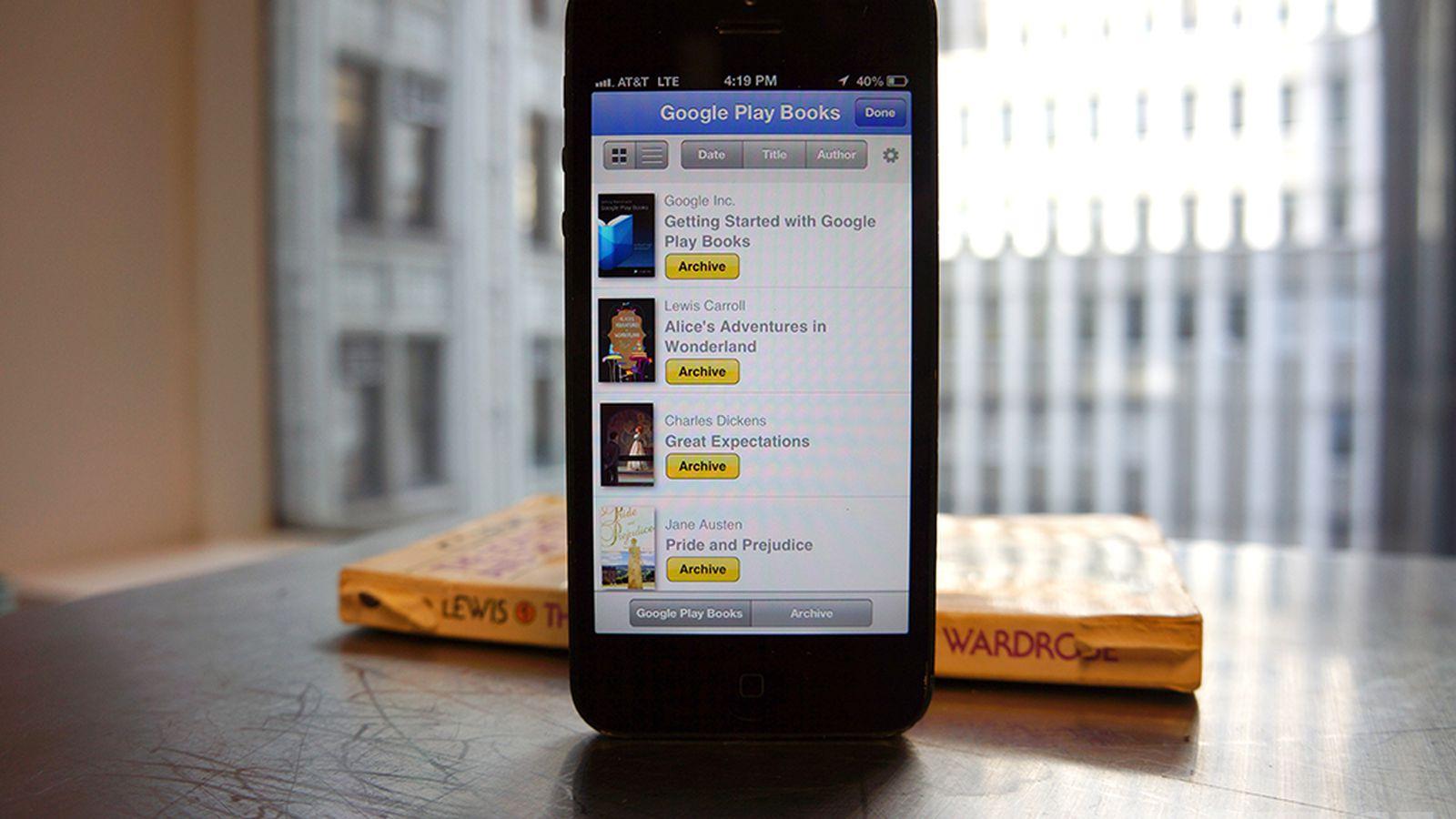 google play livres importer epub