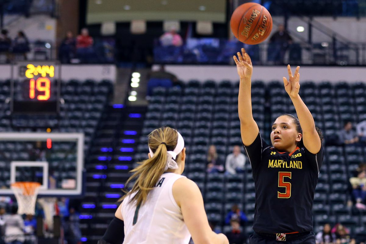 OR stuns 3-seed Maryland to reach first Elite Eight