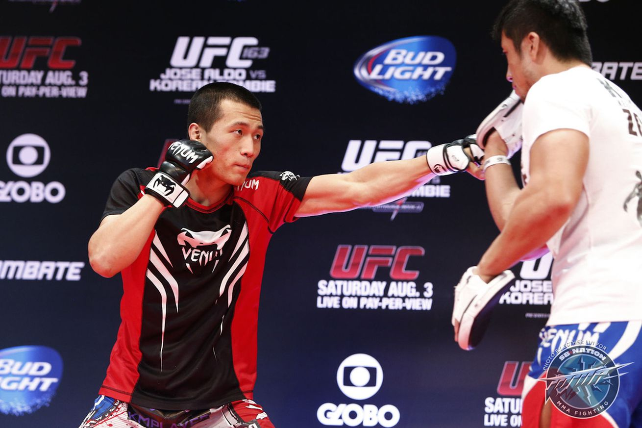 community news, UFC Fight Night 104 start time, TV schedule, who is fighting tonight at 'Bermudez vs. Korean Zombie