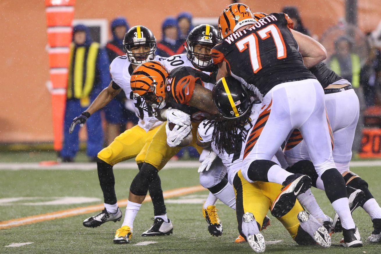 nfl 98 Vince Williams Pittsburgh Steelers WOMEN Jerseys