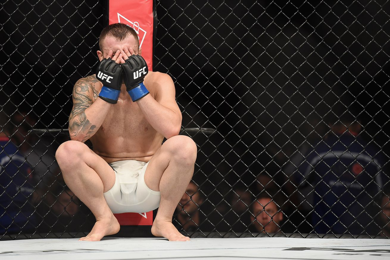Alexander Volkanovski vs. Michel Quinones off Sunday's UFC Fight Night card in Halifax