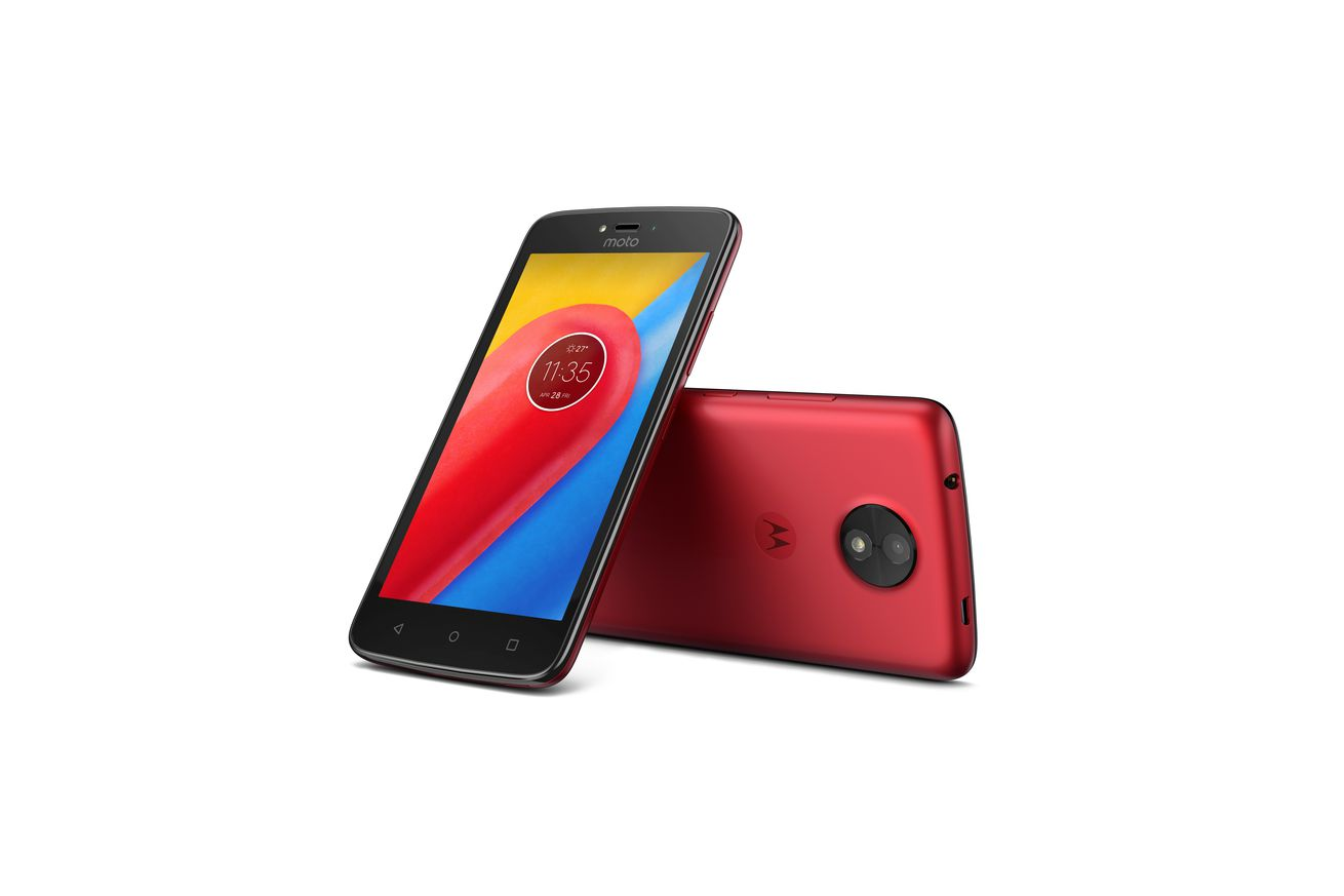 Lenovo's new Moto C phone starts at $97