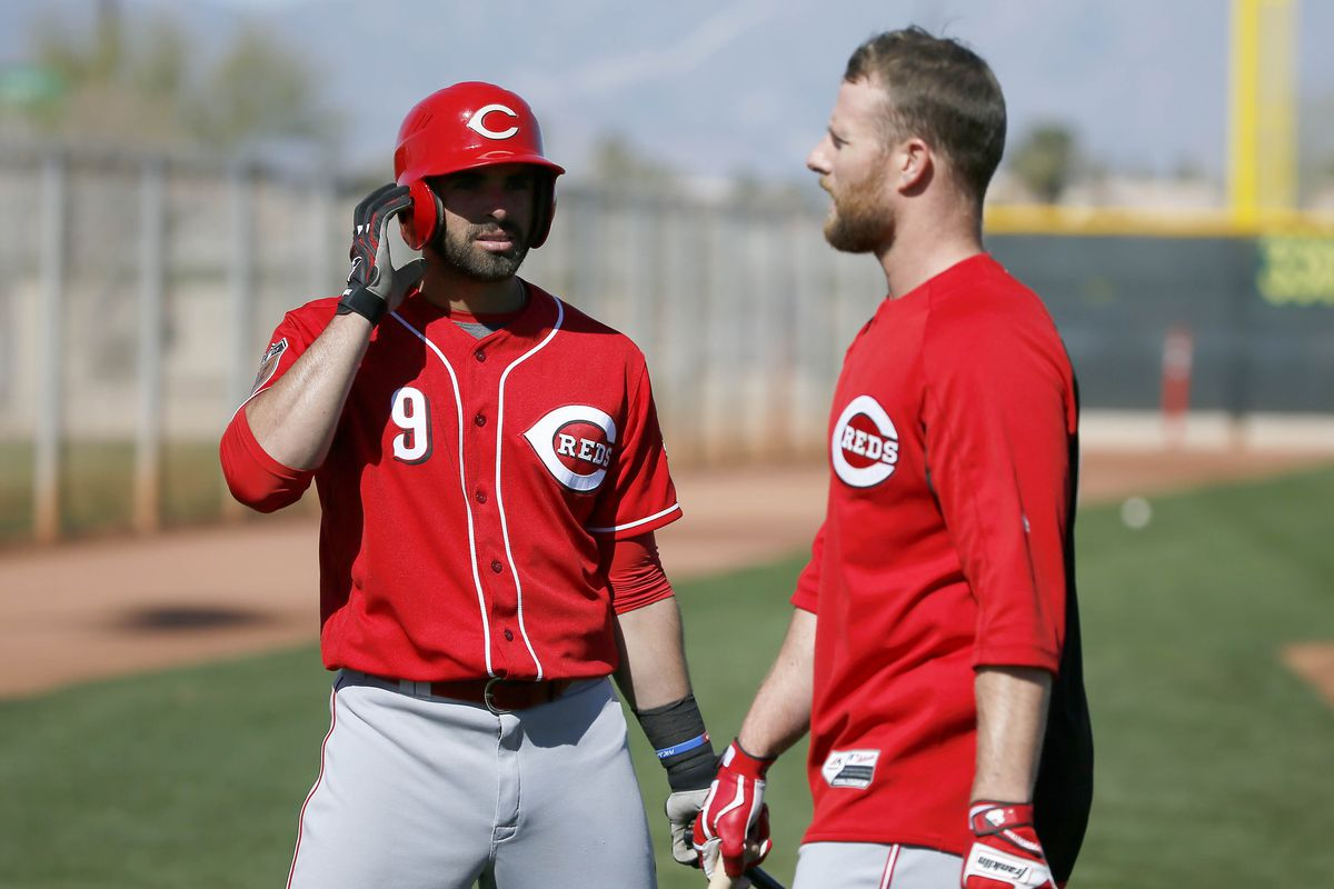 Scott Feldman gets Opening Day start for Reds
