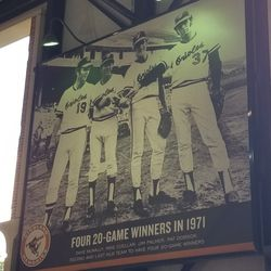 Famous moment in Orioles history