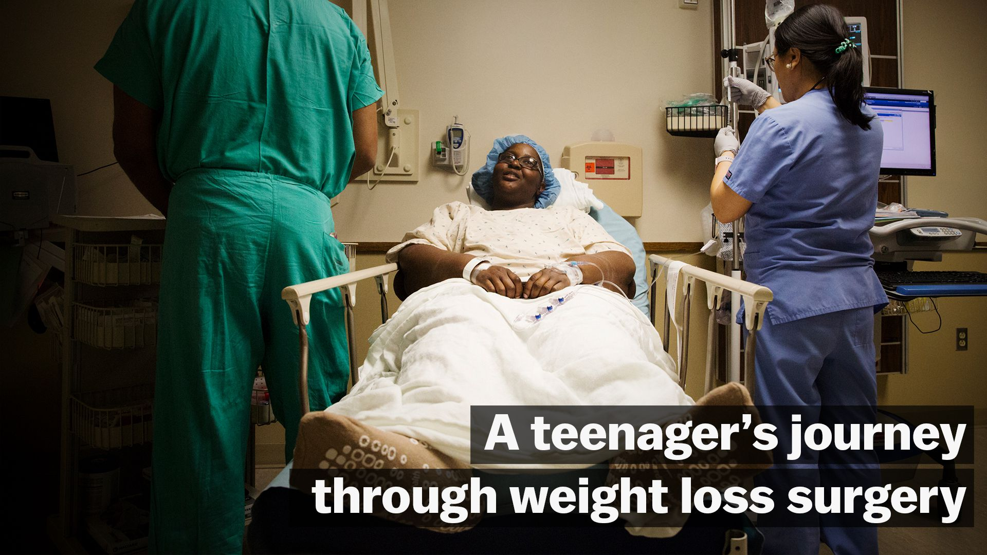 Does bariatric surgery help teens lose weight? Jewel tells