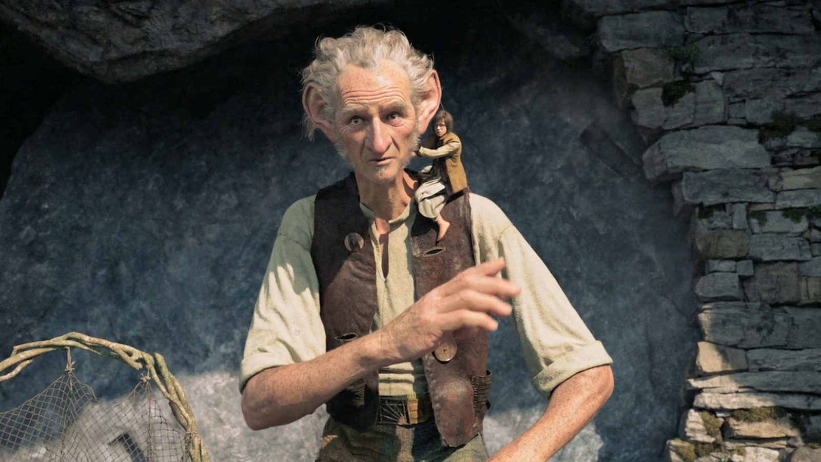Image result for the bfg steven spielberg
