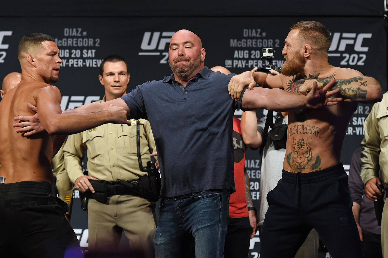 Dana White on 'nightmare' Mayweather vs. McGregor fight   'Im definitely going to walk away' at some point