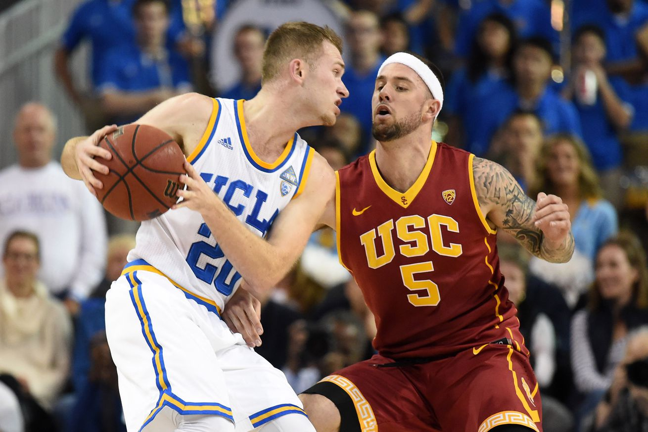 UCLA Men's Hoops Dominated At Home By Southern Cal 89-75 ...