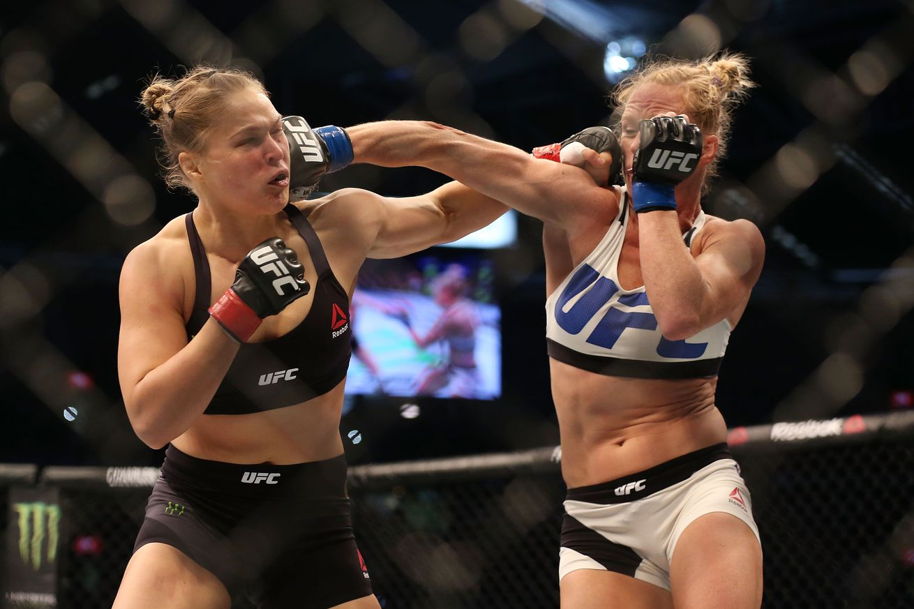 Dana White: Ronda Rousey vs Holly Holm 2, likely in November, will be biggest UFC fight of all time