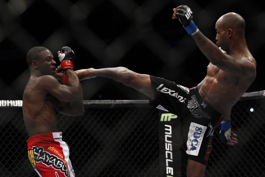 UFC 140 Post-Fig...Ufc 140