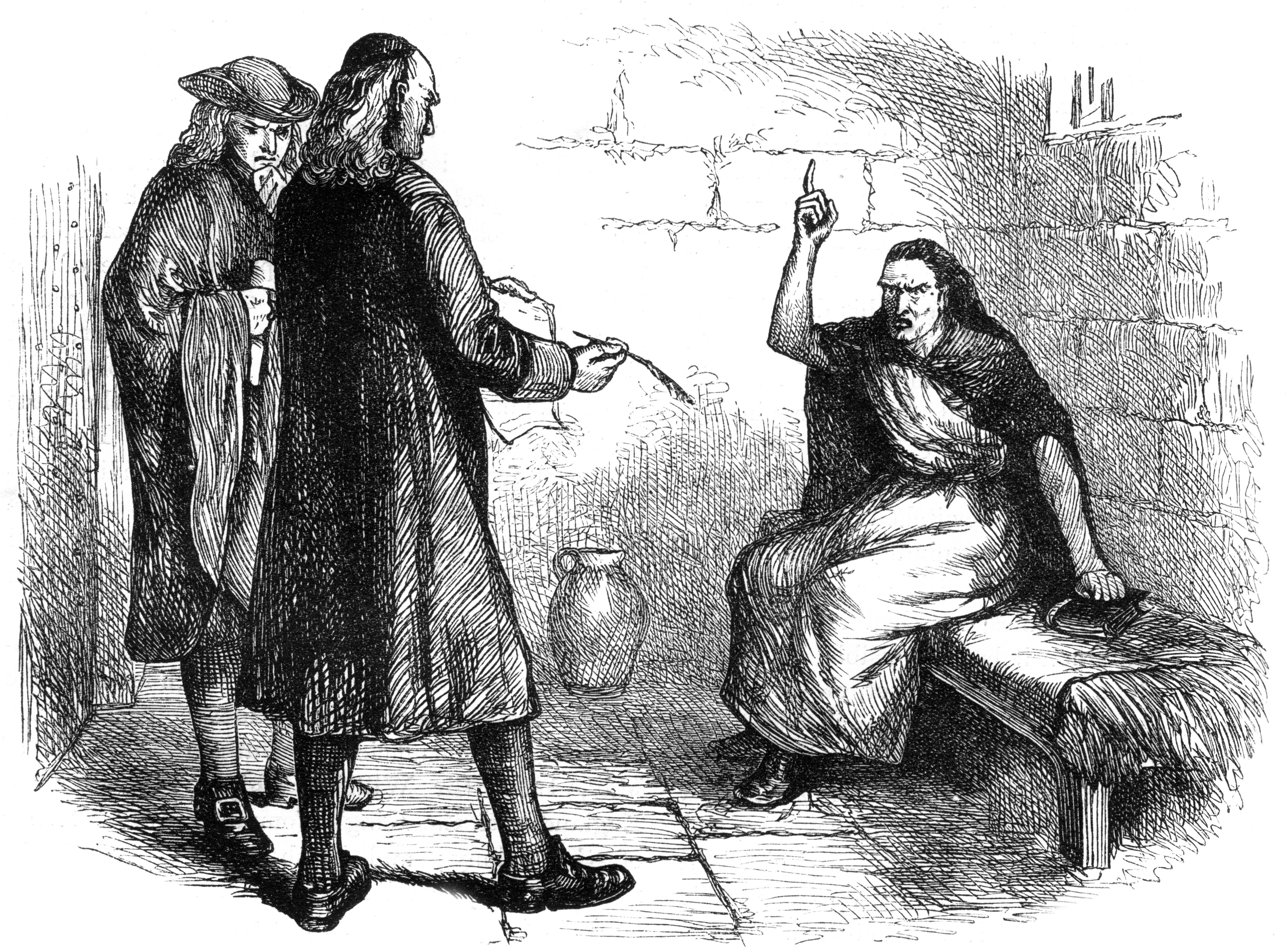 The hallucinogens that might have sparked the Salem witch trials