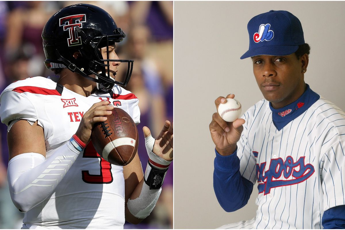 Yup, draft QB Patrick Mahomes is the pitcher Pat Mahomes ...
