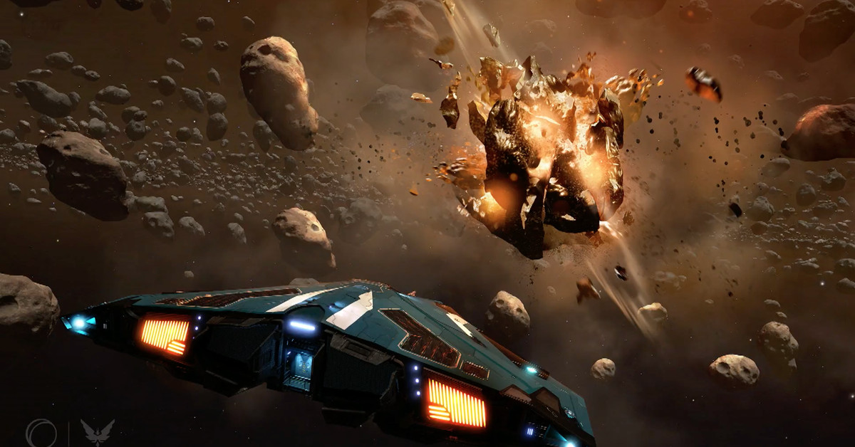Elite: Dangerous to introduce player-owned carriers, multiplayer missions next year