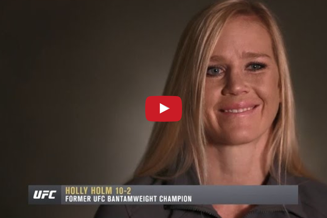 UFC 208 video preview for 'Holm vs De Randamie' (extended)