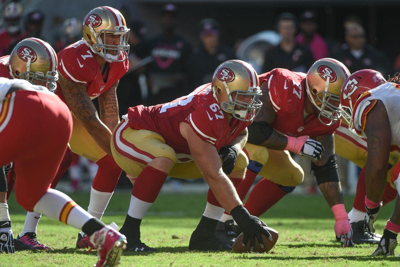NFL Jerseys Wholesale - 49ers training camp preview: How will preseason shape Mike Iupati ...