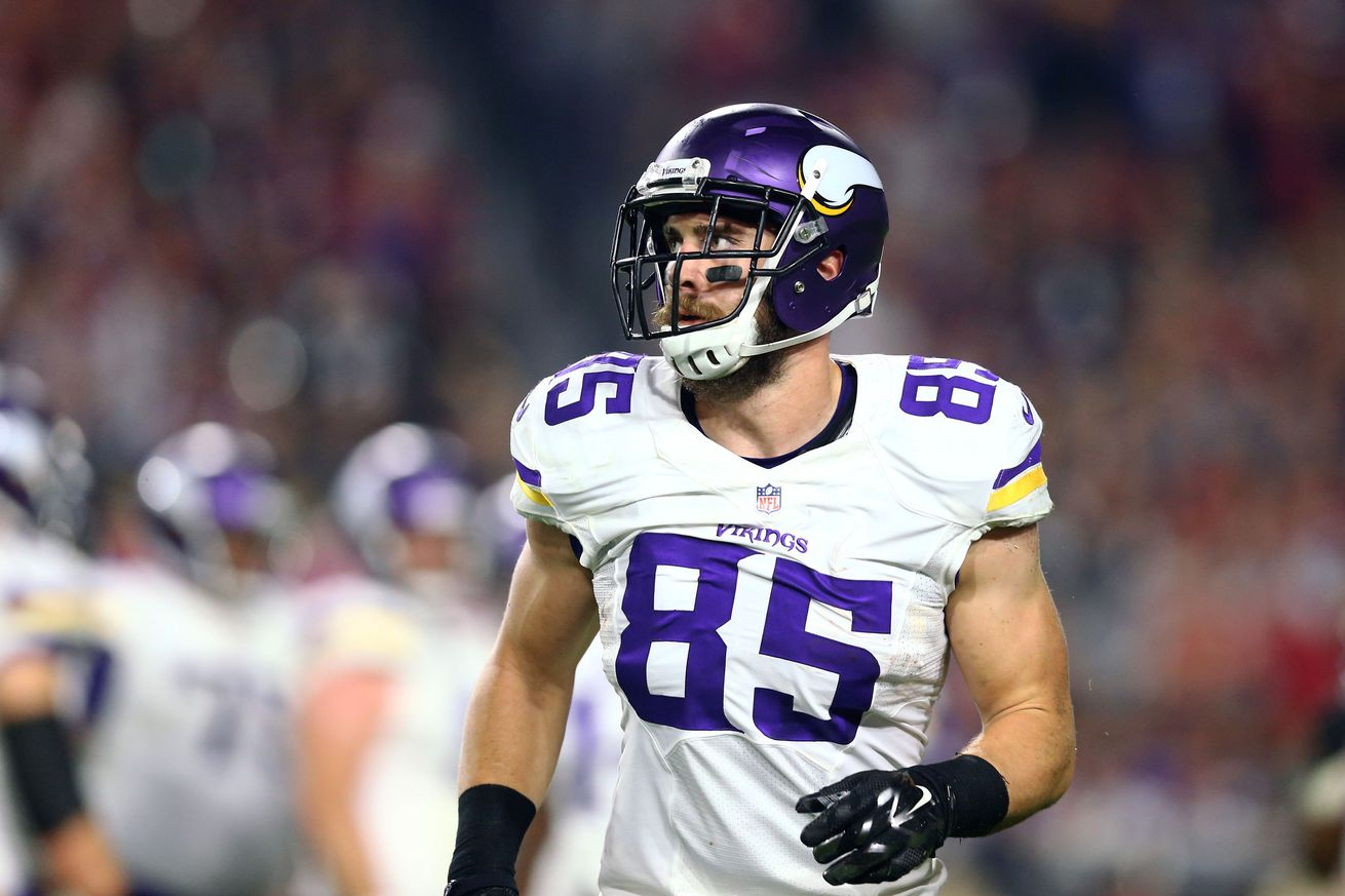 Jerseys NFL Wholesale - Rhett Ellison Not Coming Back To Minnesota. Maybe. - Daily Norseman