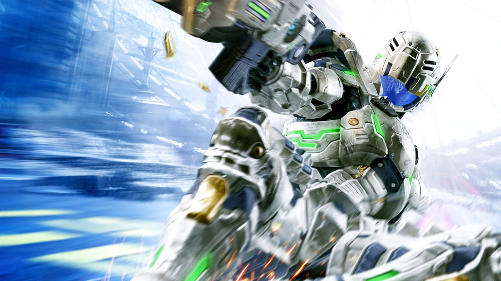 Vanquish is coming to PC