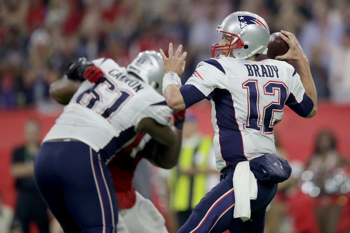 Tom Brady explains why he never uses the Patriots when playing Madden