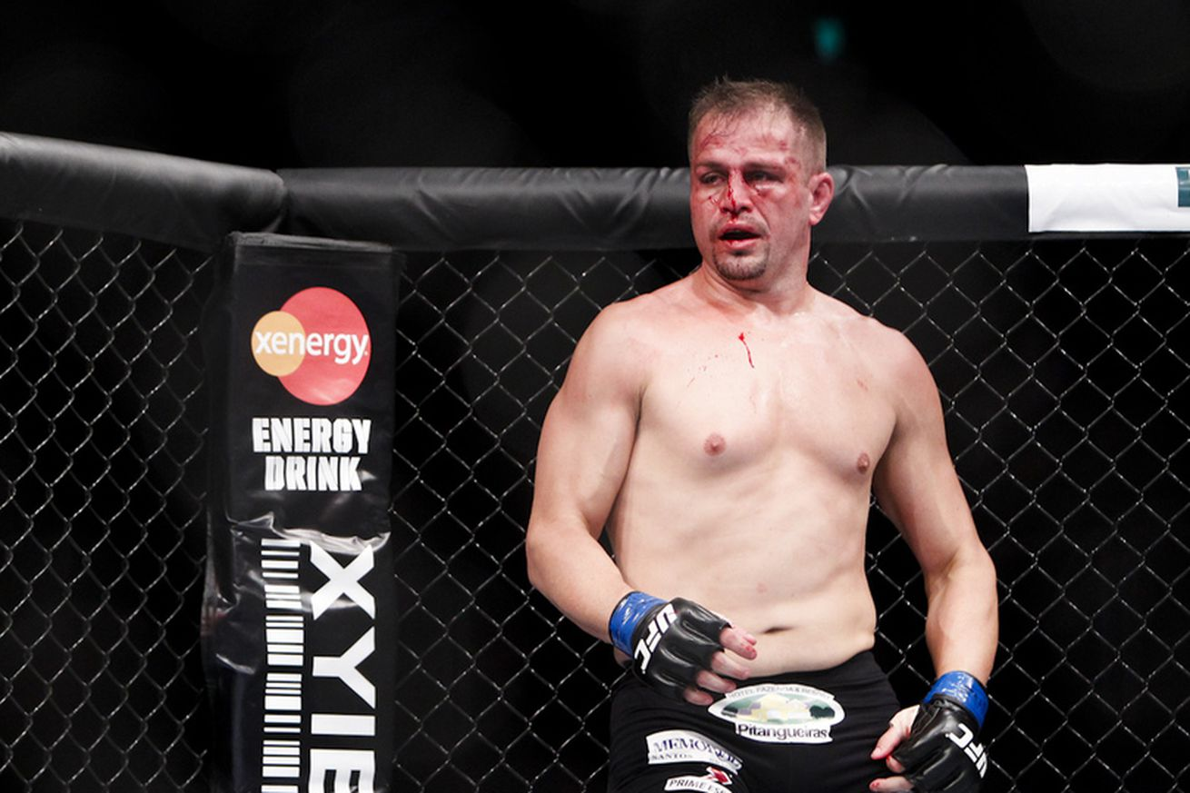 Fabio Maldonado sidelined three months after scary accident (warning: graphic pictures)