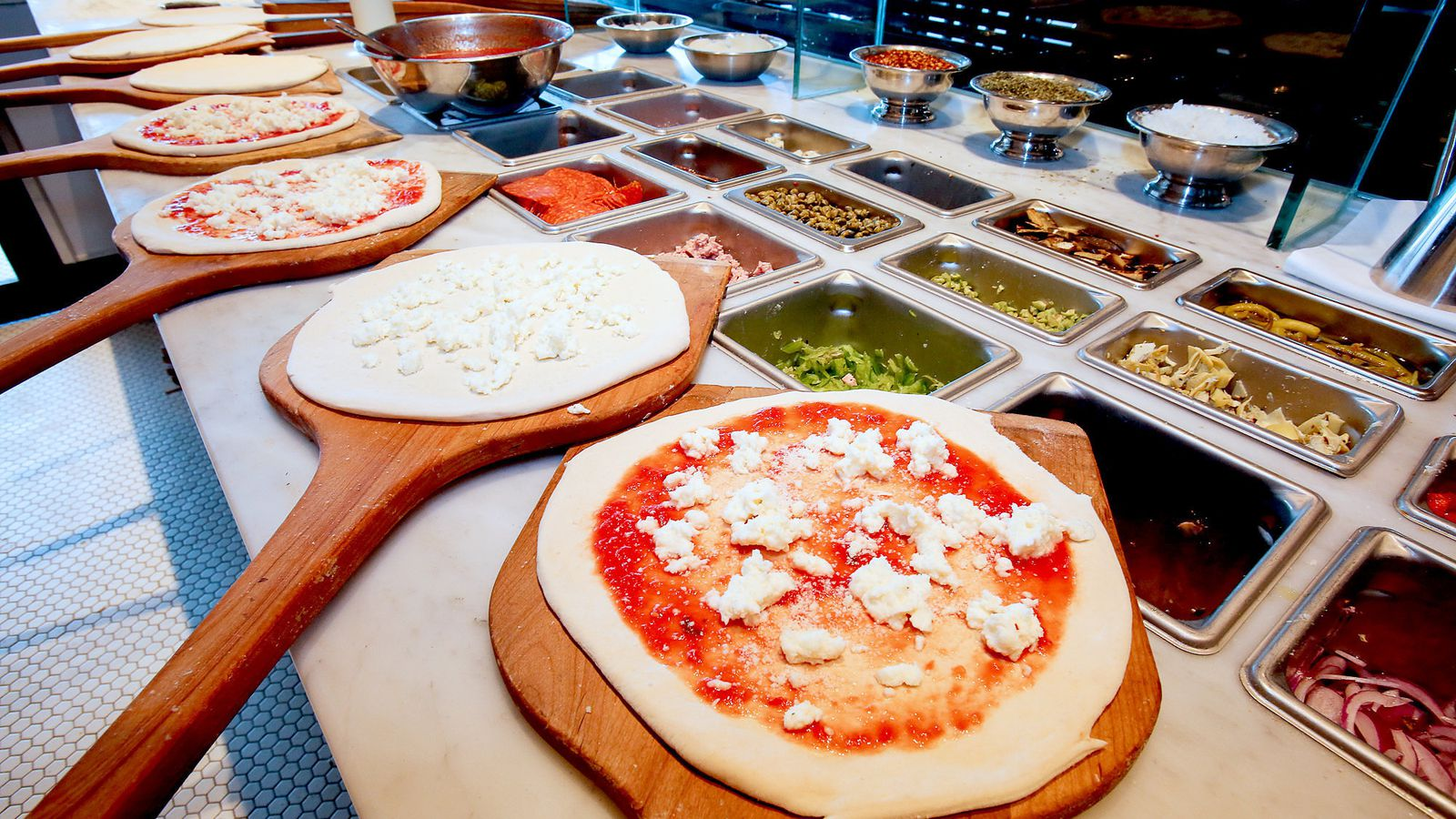 How chipotle and pizzeria locale pulled off their secret for Pizza pizzeria