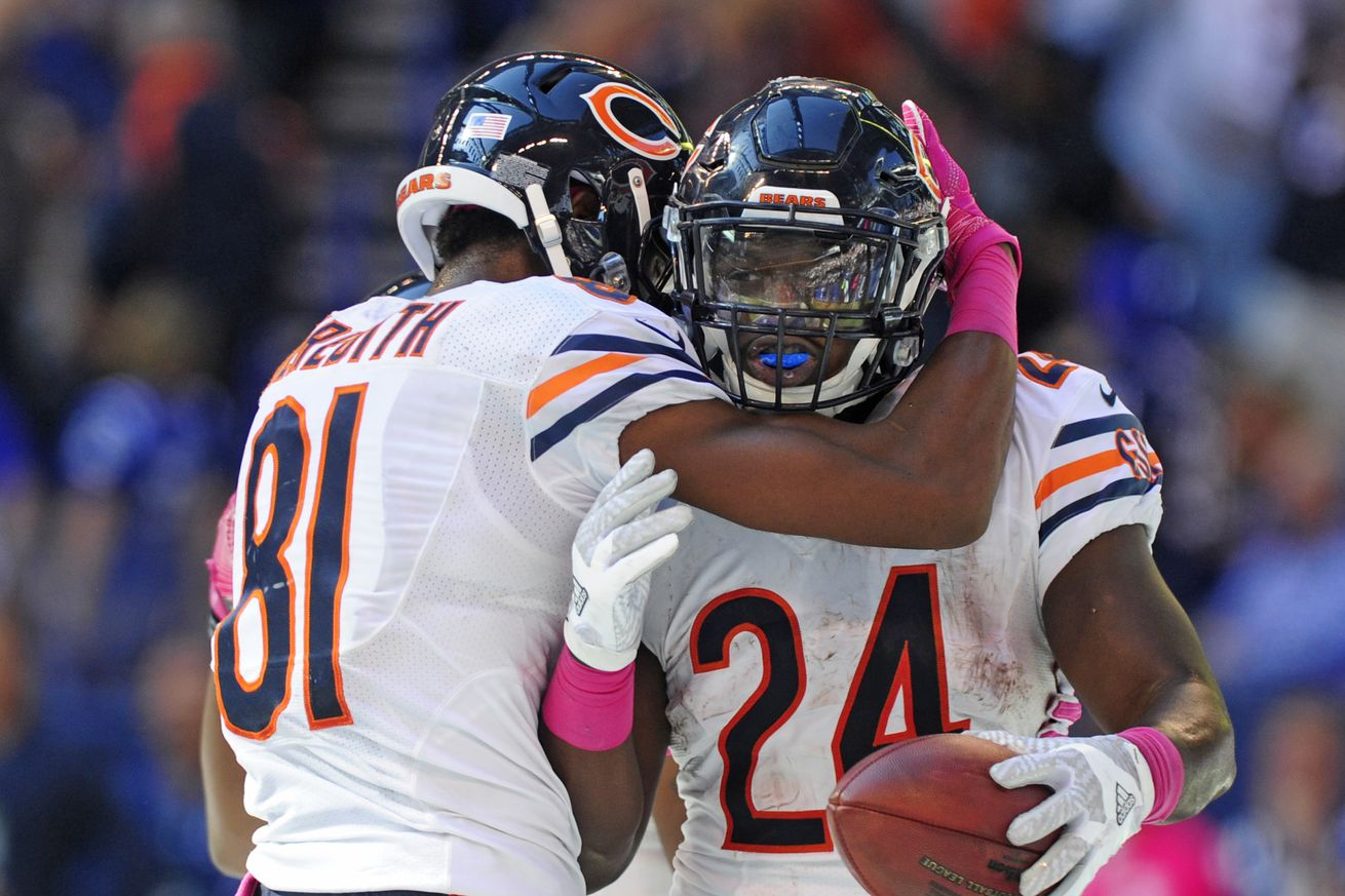 Jaguars vs. Bears: Get back on track in the Windy City