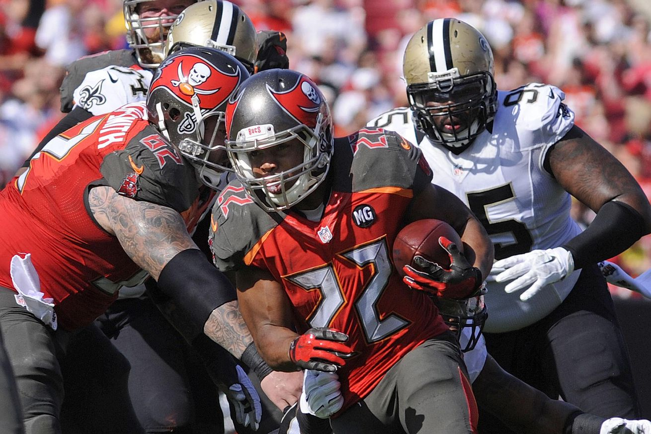 Nike NFL Jerseys - The Buccaneers' run game can only go one way - Bucs Nation