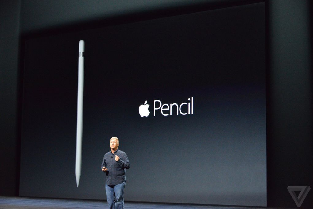 This Is The Stylus For Apples New IPad Pro