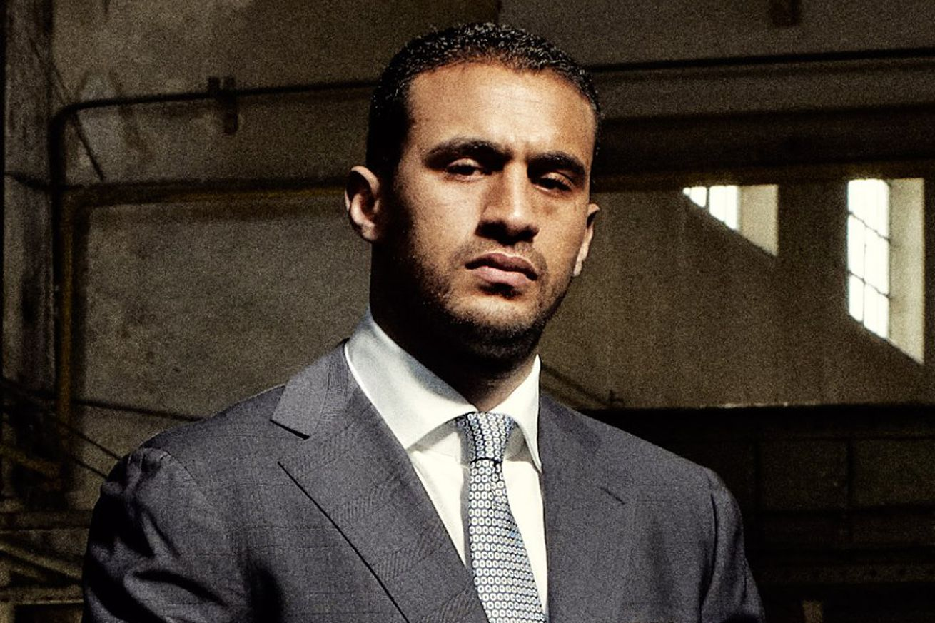 Will the real Badr Hari please stand up? - Bloody Elbow