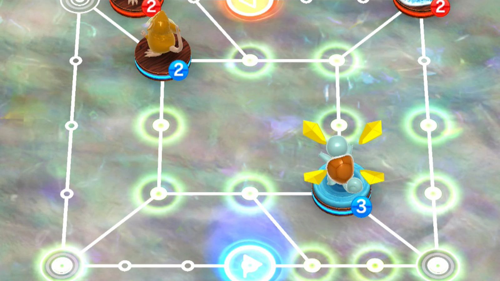 Pokémon Duel is a slick digital board game for your phone