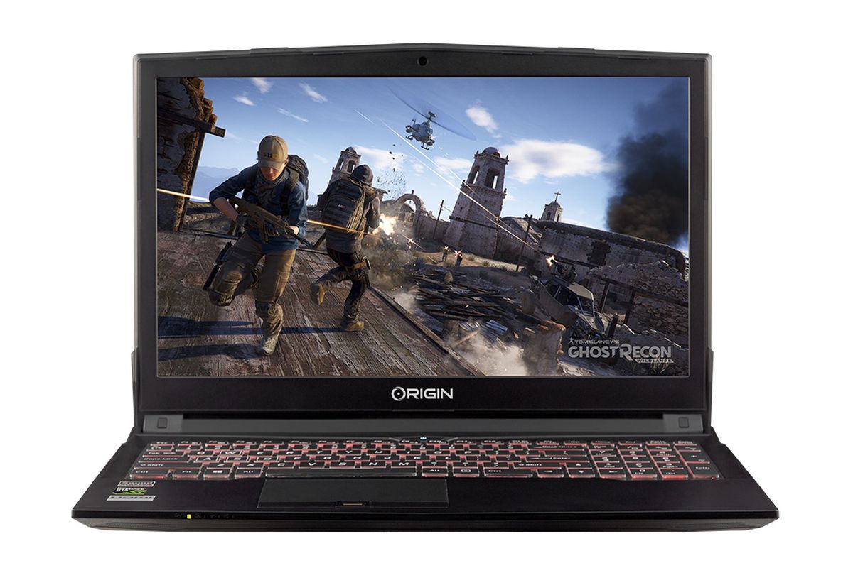 Origin's first budget gaming laptop costs less than a grand