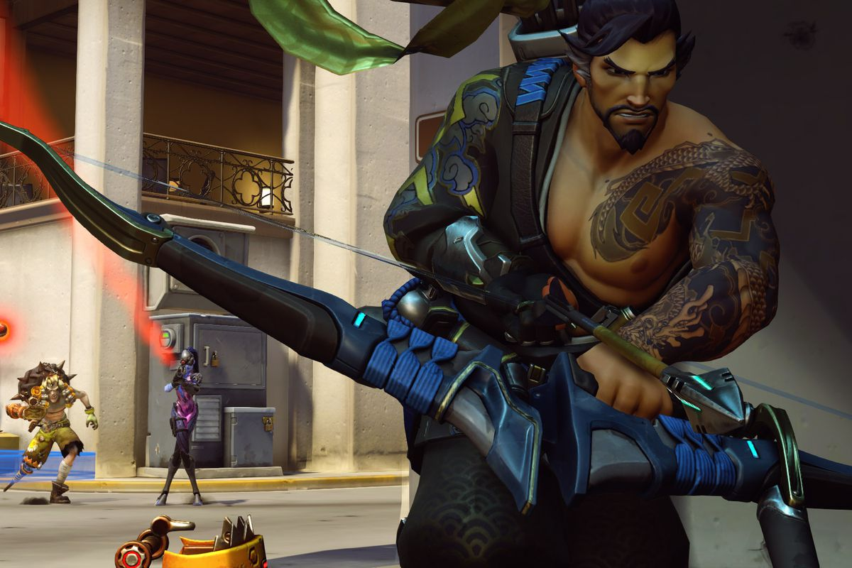 Blizzard shakes up how winning works in Overwatch competitive play