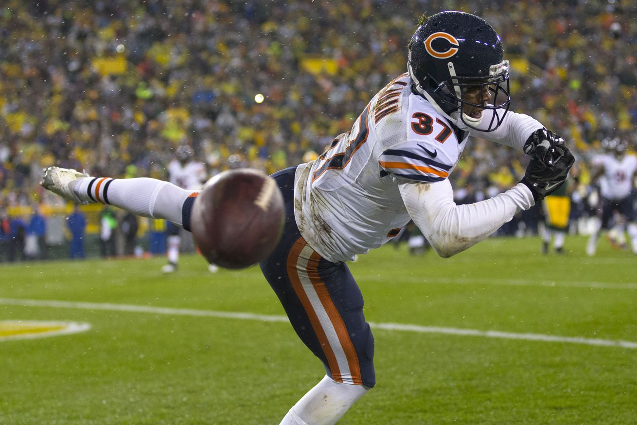 Jerseys NFL Sale - Sports Illustrated names Bears' Bryce Callahan as the 7th best ...