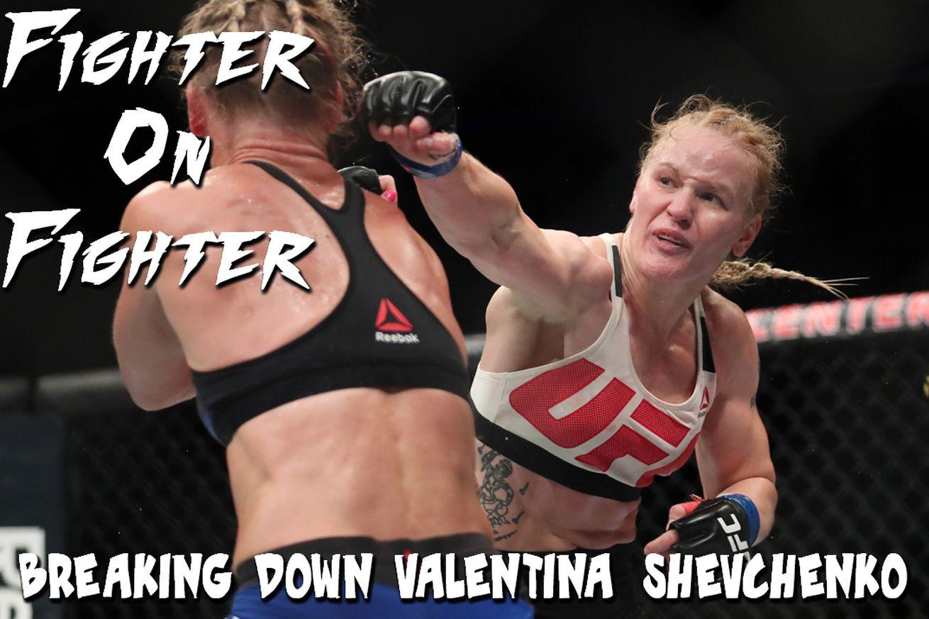 Fighter on Fighter: Breaking down UFC on FOX 23s Valentina Shevchenko