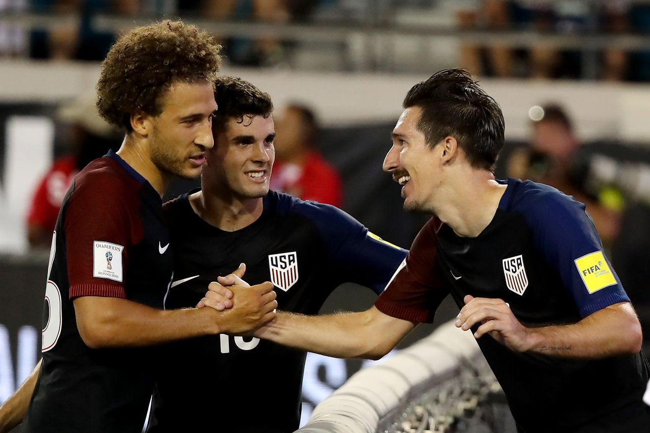 US takes down Trinidad & Tobago to advance in World Cup Qualifying