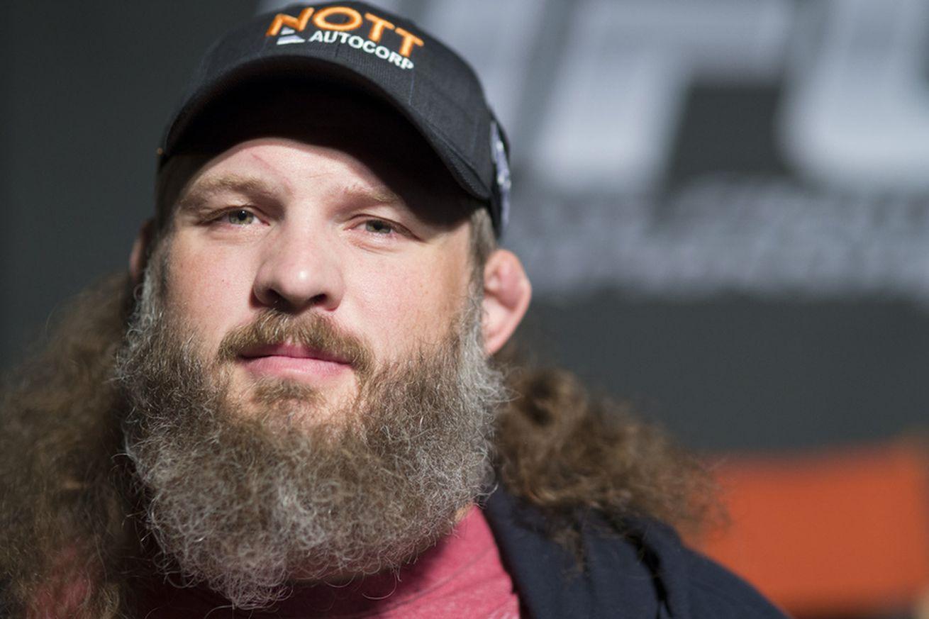 Roy Nelson vs. Alexander Volkov set for UFC on FOX 24