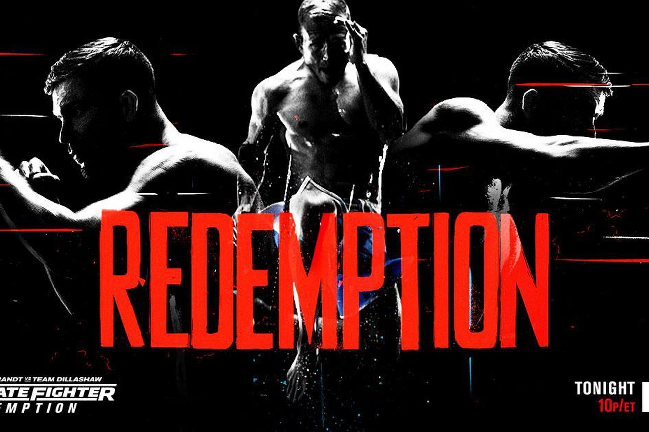 community news, The Ultimate Fighter (TUF) 'Redemption' results, recap, and discussion (Ep. 2)