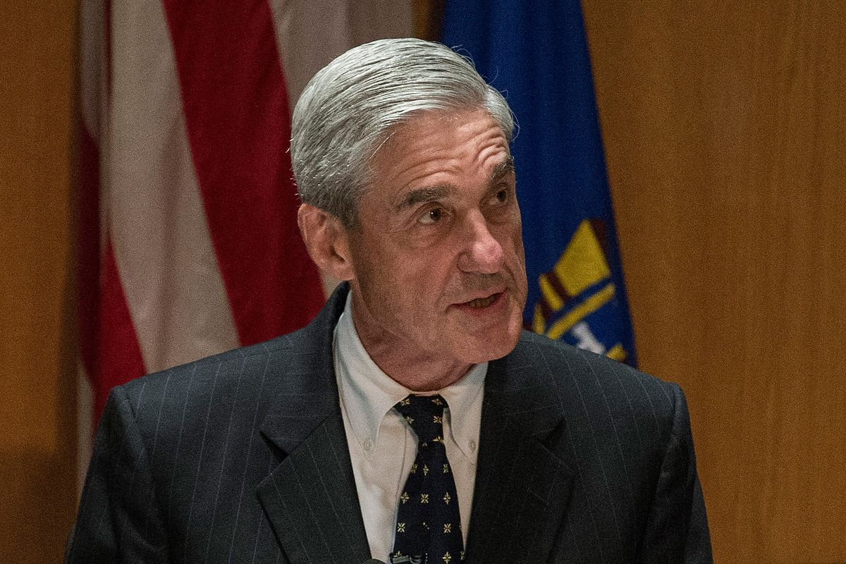 Trump assails 'witch hunt' after naming of special counsel