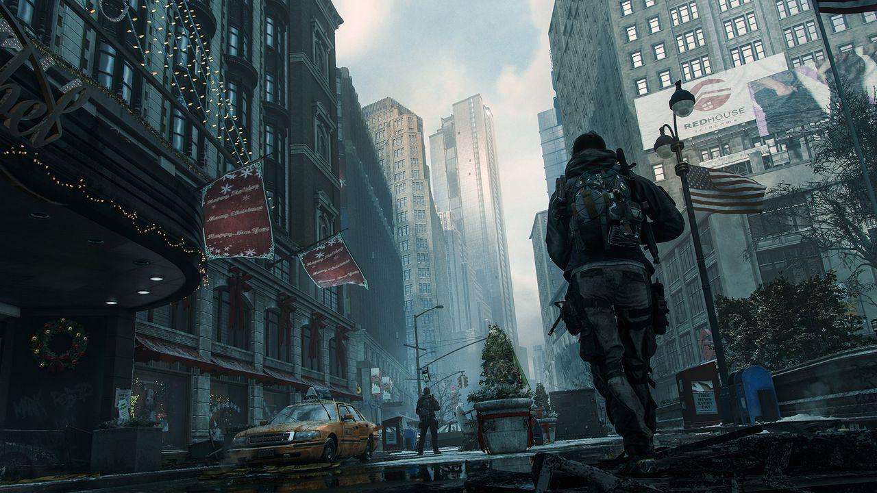 Ubisoft delays The Division expansions to focus on improving the core experience