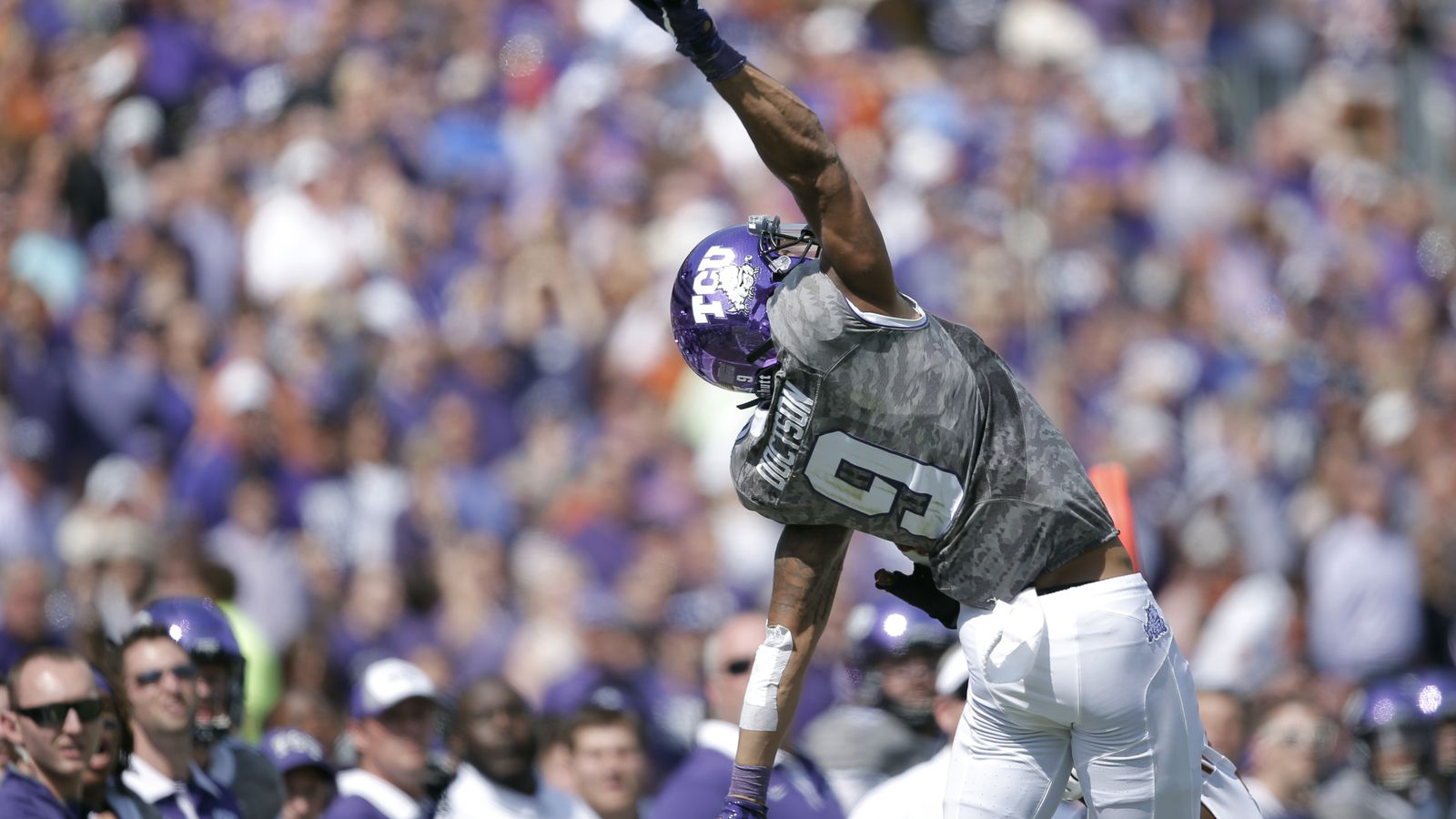 Josh Doctson Can Be This Year S Allen Robinson Of The