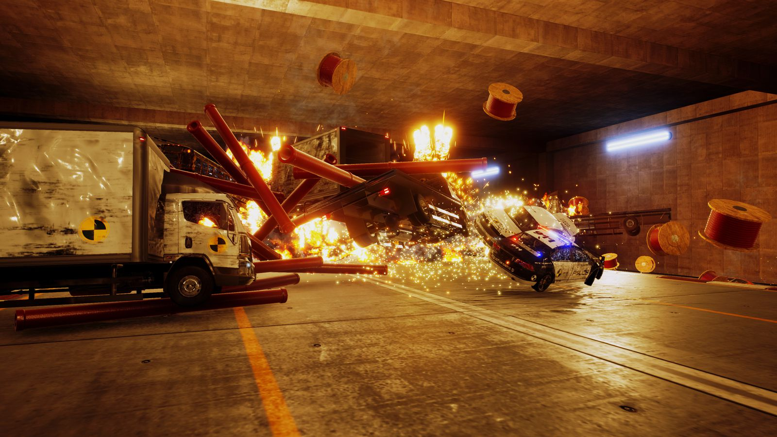 Burnout creators spin off Crash Mode into its own game, Danger Zone