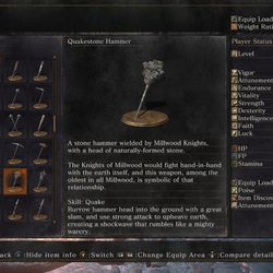 dark souls 3 how to use weapon skills
